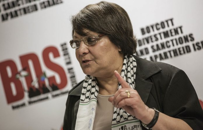 Human rights activist Bassem Eid says Palestinian struggle icon Leila Khaled has 'no idea about her own people'.