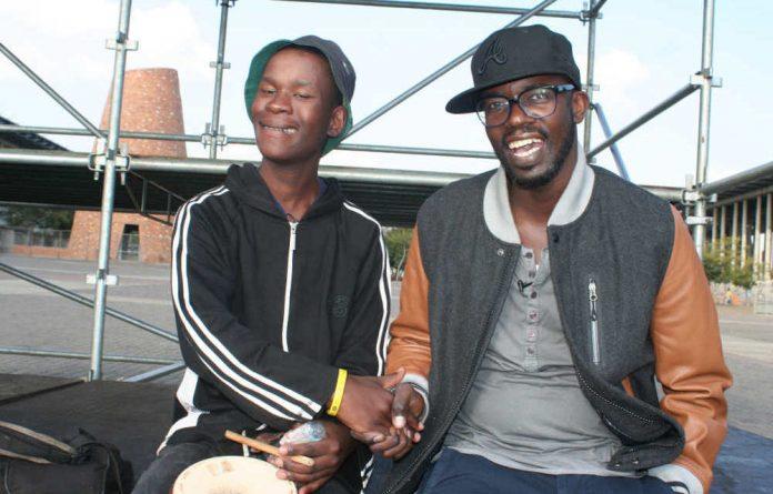 Tebogo Hlagane meets DJ Black Coffee