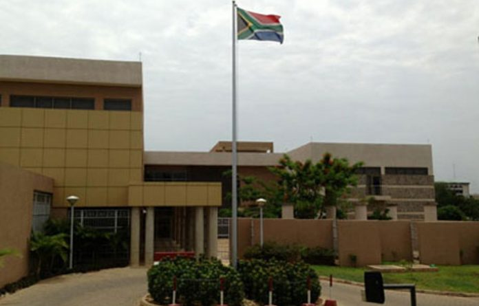 South Africa has closed its consulate in Nigeria.