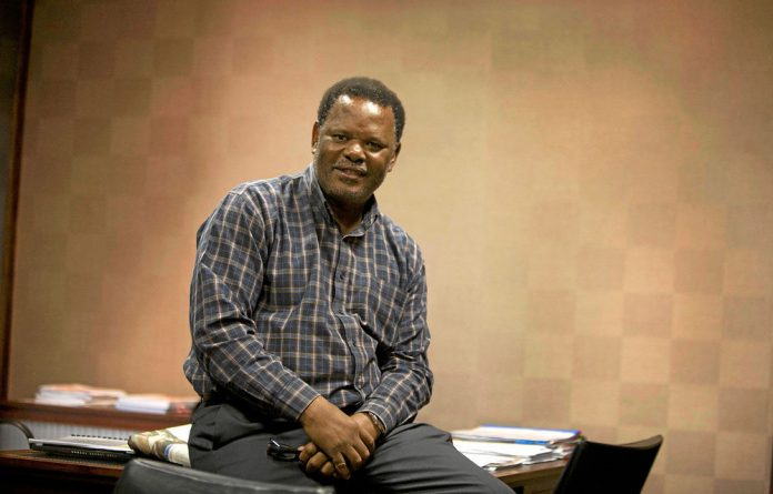 Above the fray: Sipho Seepe says senior academic appointments are often political.