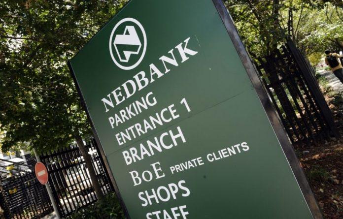 Nedbank.