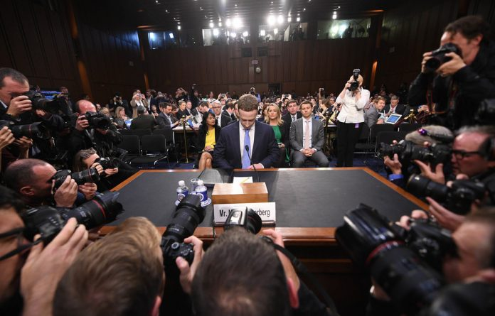 Focus: Mark Zuckerberg spent two days telling Congress how users' personal information is collected and used.