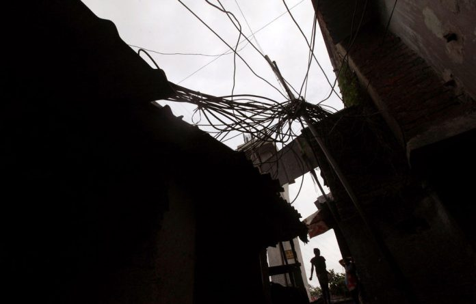 India suffered one of the worst blackouts in history last week
