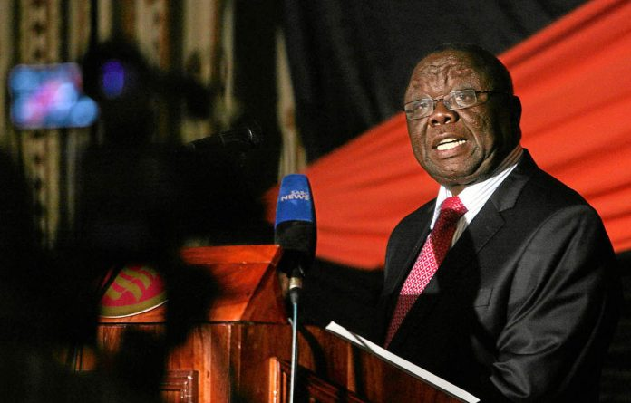 MDC-T leader Morgan Tsvangirai believes Zimbabwe's problems could have been dealt with at the time if the damning report on the 2002 Zimbabwe elections had not been suppressed.