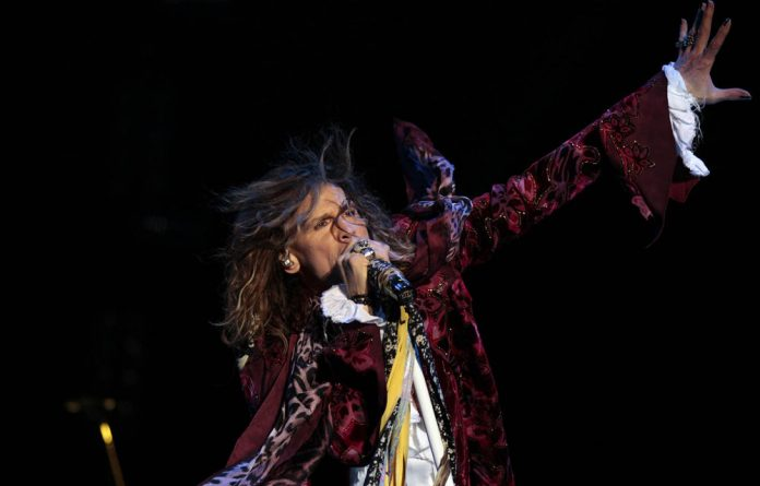 Steven Tyler may be young at heart