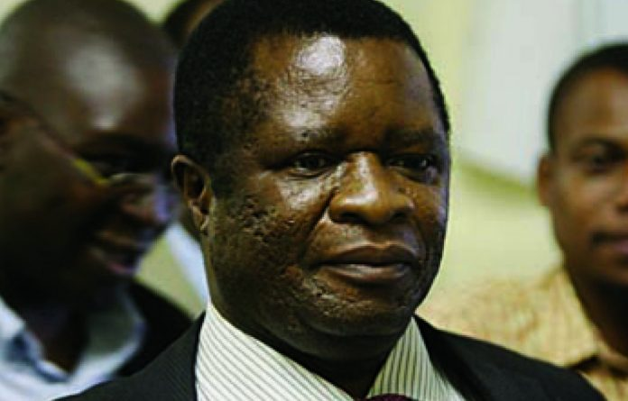 Diamond tycoon Robert Mhlanga is said to represent the Mugabes.
