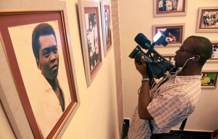 A new Lagos museum honours Afrobeat legend Fela Kuti. Photo: