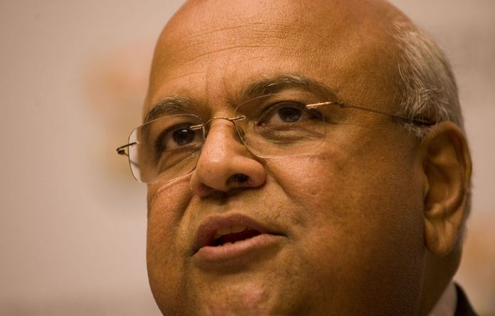 Finance Minister Pravin Gordhan had exempted the special defence account from sections of the Public Finance Management Act for three years.