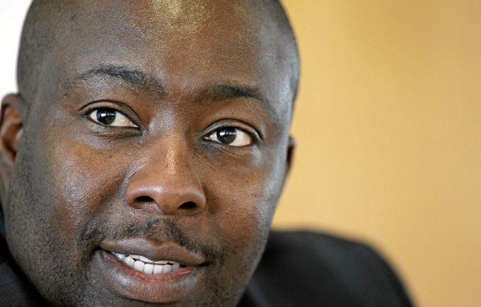Zimbabwe's Empowerment Minister Saviour Kasukuwere.