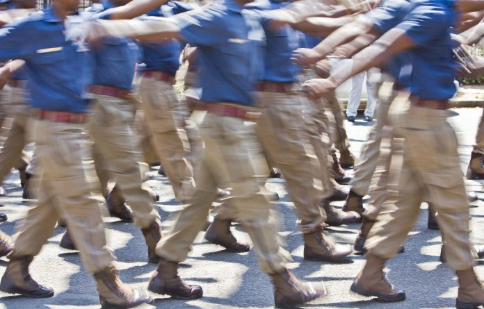The South African police are regularly accused of torture in court.