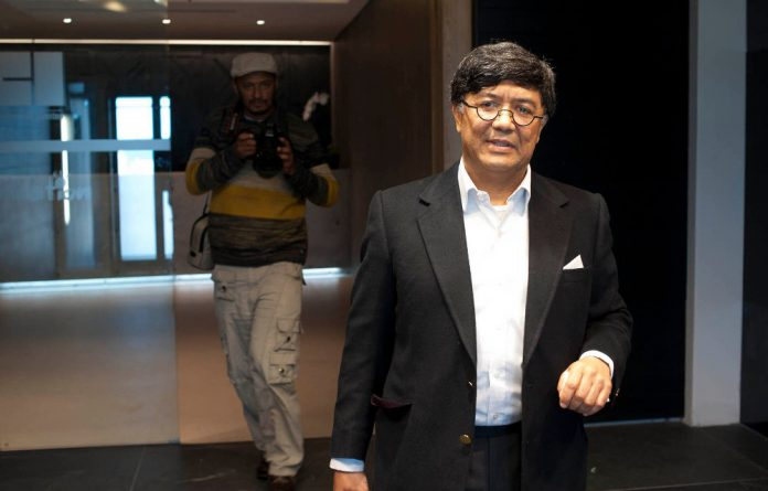Marcel Golding pushed for a documentary on Jacob Zuma.