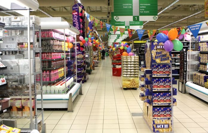 Shoprite is feeling the pinch as reduced disposable income meant consumers held back on purchases this year.