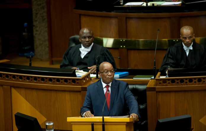 President Jacob Zuma is set to deliver his eighth State of the Nation address on Thursday evening to a joint sitting of the National Assembly and the National Council of Provinces.