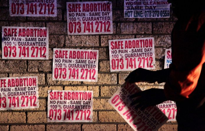 Pregnant schoolgirls are putting strain on the Eastern Cape's health system