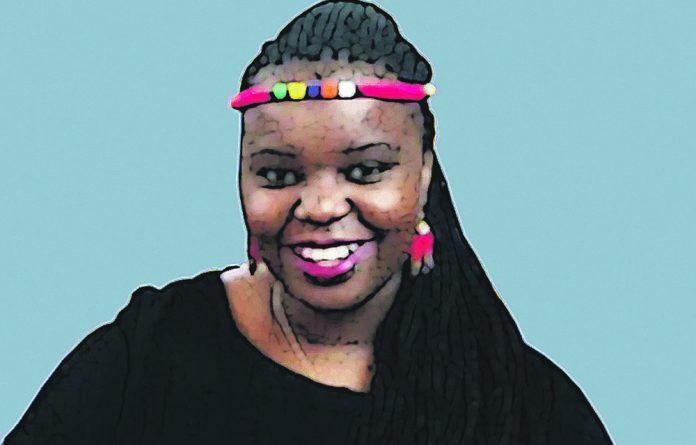 Bongeka Zuma wants to redress injustice in the health system.