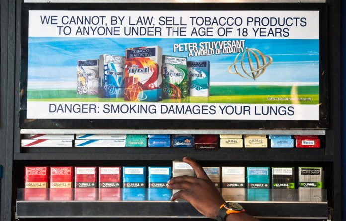 Moves aimed at tightening cigarette-selling regulations