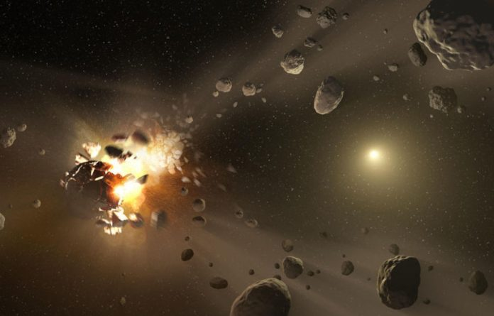Nasa has identified three asteroids for potential capture.