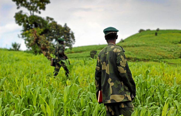 There have been renewed clashes the government of the Congo and M23 rebels
