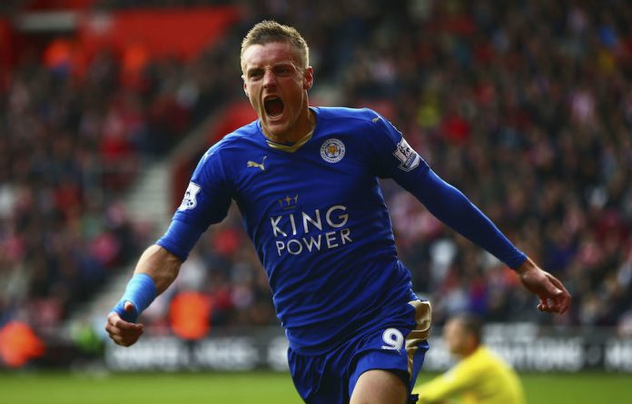 Jamie Vardy has been integral to the success of Leicester City.