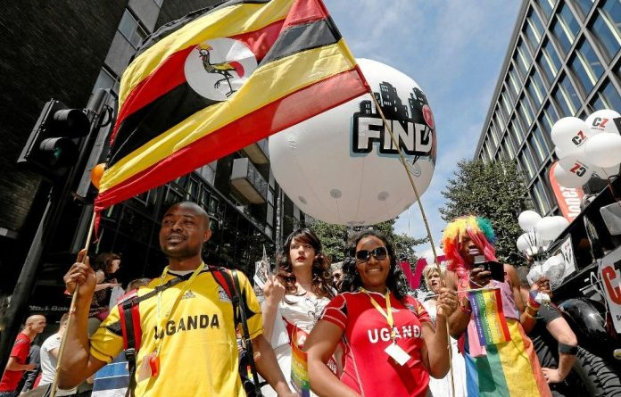 Pepe Julian Onziema thanked supporters for continuing to keep the spotlight on the plight of gay people in Uganda.