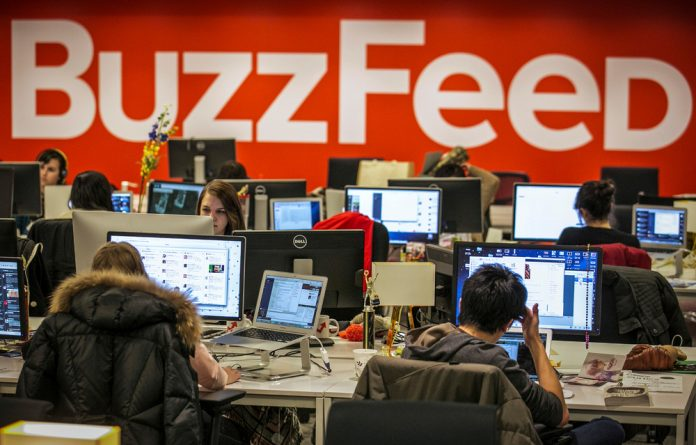 Buzzfeed has just announced it is letting go of around 100 of its 1