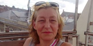 Dawn Sturgess collapsed on the morning of June 30 and was taken to hospital.