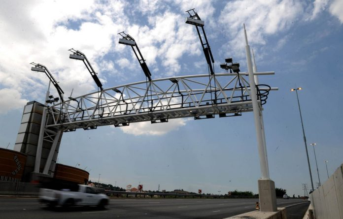 A confidentiality agreement on the Gauteng electronic toll collection contract was not designed to conceal information