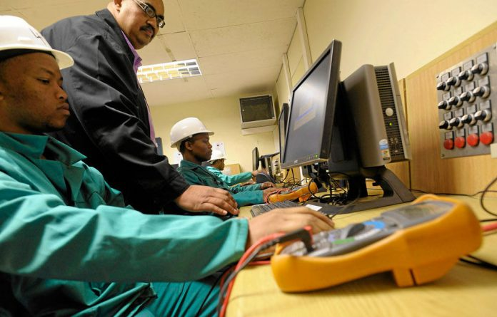 Estimates are that only a fraction of the Setas' R7.68-billion 2012 training fund was spent on SMEs.