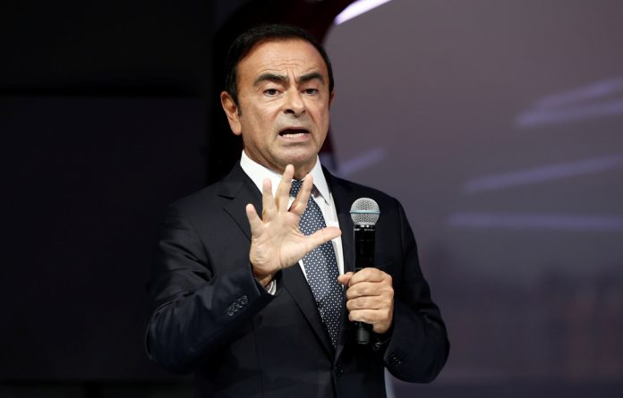 Ghosn has denied all the allegations against him.