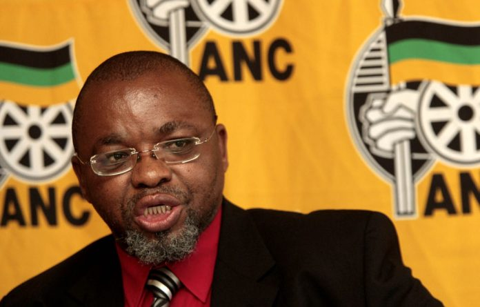 ANC secretary general Gwede Mantashe says the ANC will look at the underperformance of municipalities during its lekgotla.