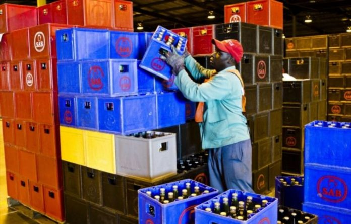 South Africa's biggest maker of beer faces strikes as workers object to a 7% offered wage increased.
