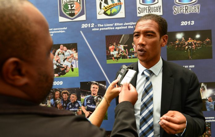 Willemse's lawyer said that the rugby analyst and former Springbok wing is intending to fulfil his contract with SuperSport.
