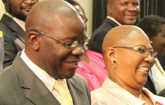 Zimbabwe's Finance Minister Tendai Biti