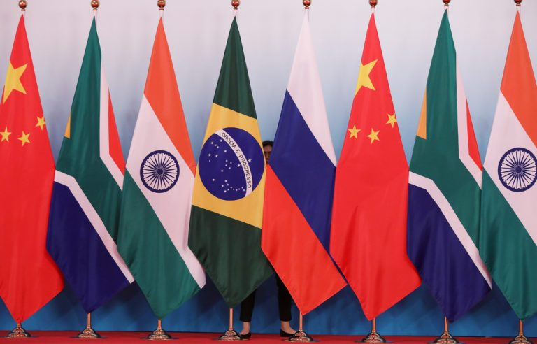 Brics could pave the way to a new world order