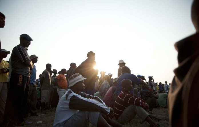 Striking miners plan to put more pressure on Anglo Platinum to meet their wage demands.