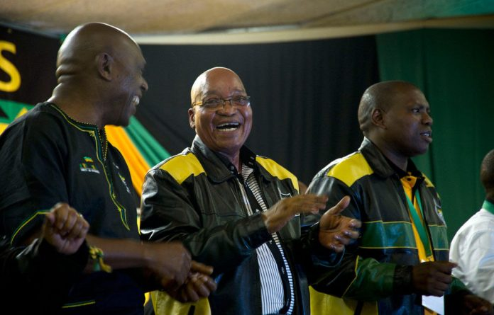 Supporters of Jacob Zuma want Tokyo Sexwale and others axed.