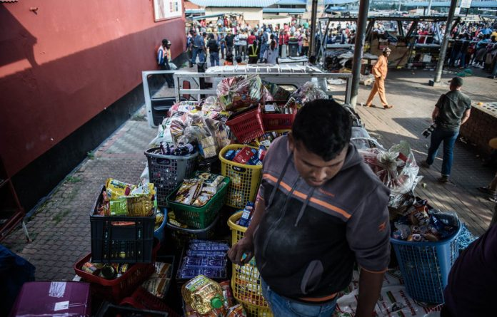 International migrants are often accused of stealing jobs from locals in South Africa. But new data presents a picture of what it means to be a migrant trying to make a living in the country.