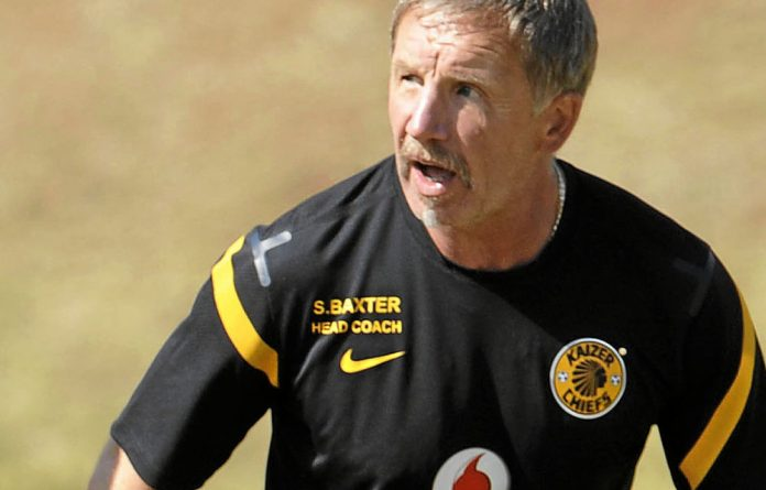 Stuart Baxter has made a good start in his demanding job at the Soweto club.
