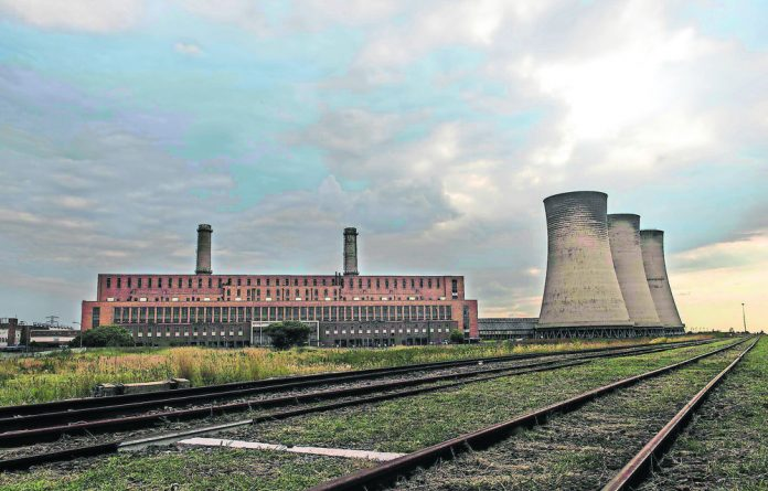 Municipalities and private companies are revamping exisiting coal-fuelled power stations