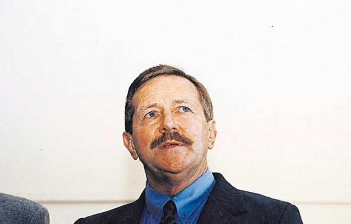Clive Derby-Lewis is serving a life sentence for killing former SACP leader Chris Hani.