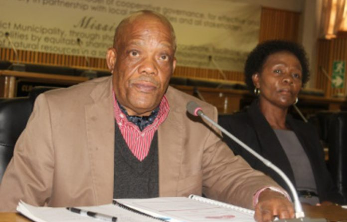 Mokgoro has said that if he is chosen for the job