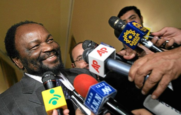 About time: Zimbabwe's foreign affairs minister Simbarashe Mumbengegwi takes over leadership roles of the SADC region and the African Union in Zimbabwe this year.
