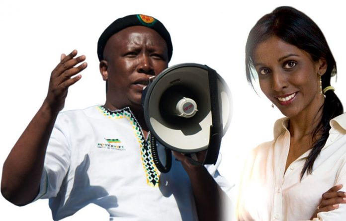 The timing of legal action against Julius Malema is too convenient