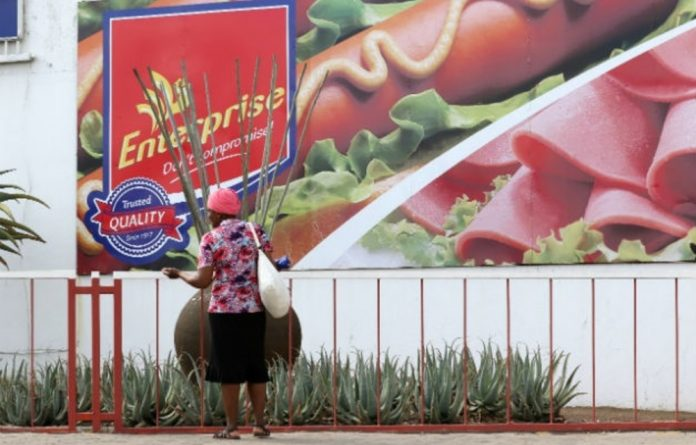 The outbreak of listeriosis is one of the largest in the world