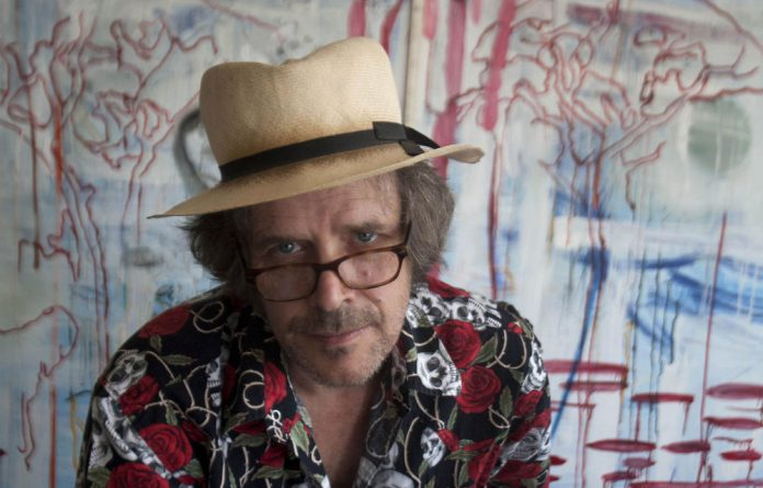 Wayne Barker finds Johannesburg 'a hell of an interesting place'
