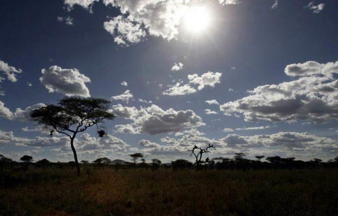 The Serengeti National Park in northern Tanzania.