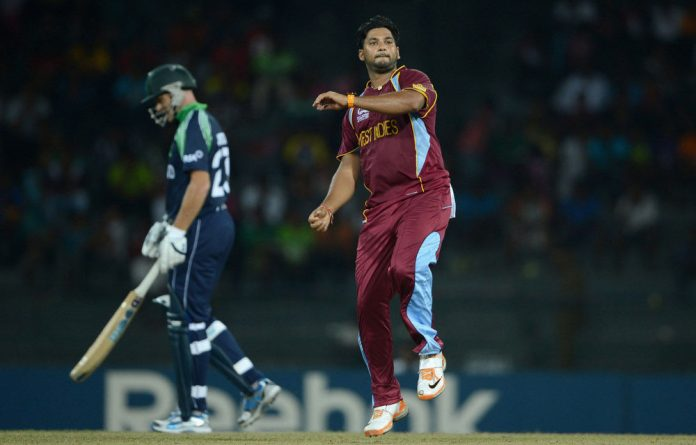 The West Indies won their first international title since the 50-over World Cup triumph under Clive Lloyd in 1979.