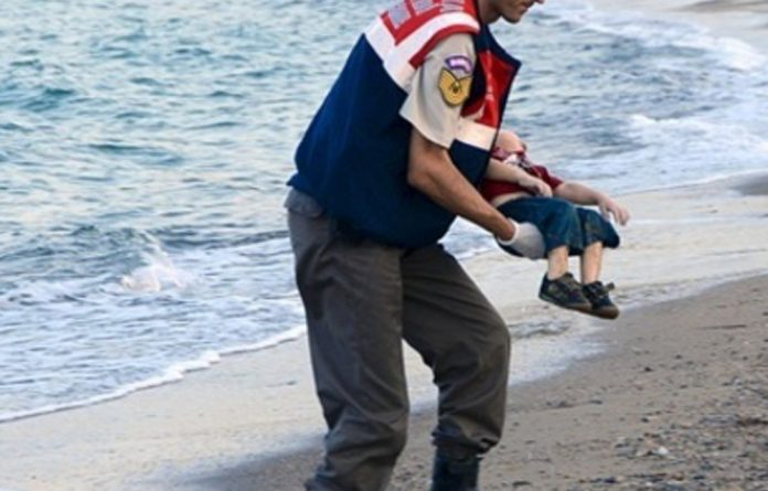 Aylan Kurdi.