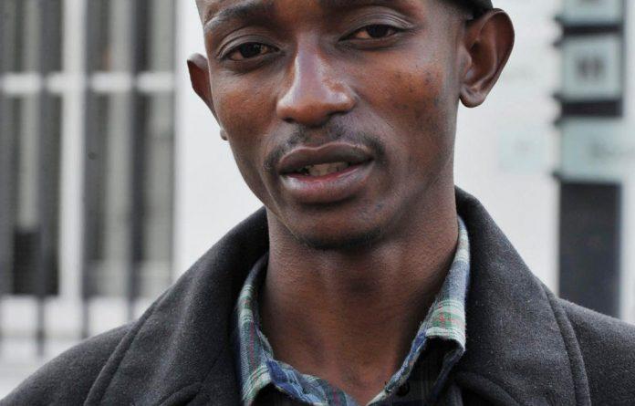 Convicted murderer Keobakile