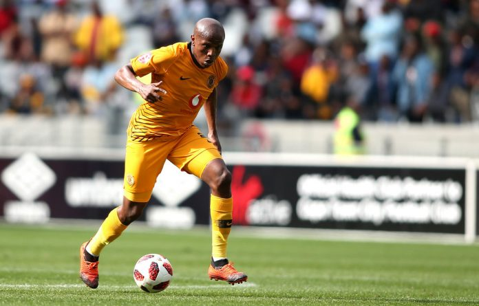 Lebogang Manyama: 'If you're not enjoying yourself there's no point'